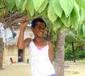 Фиджийская девушка