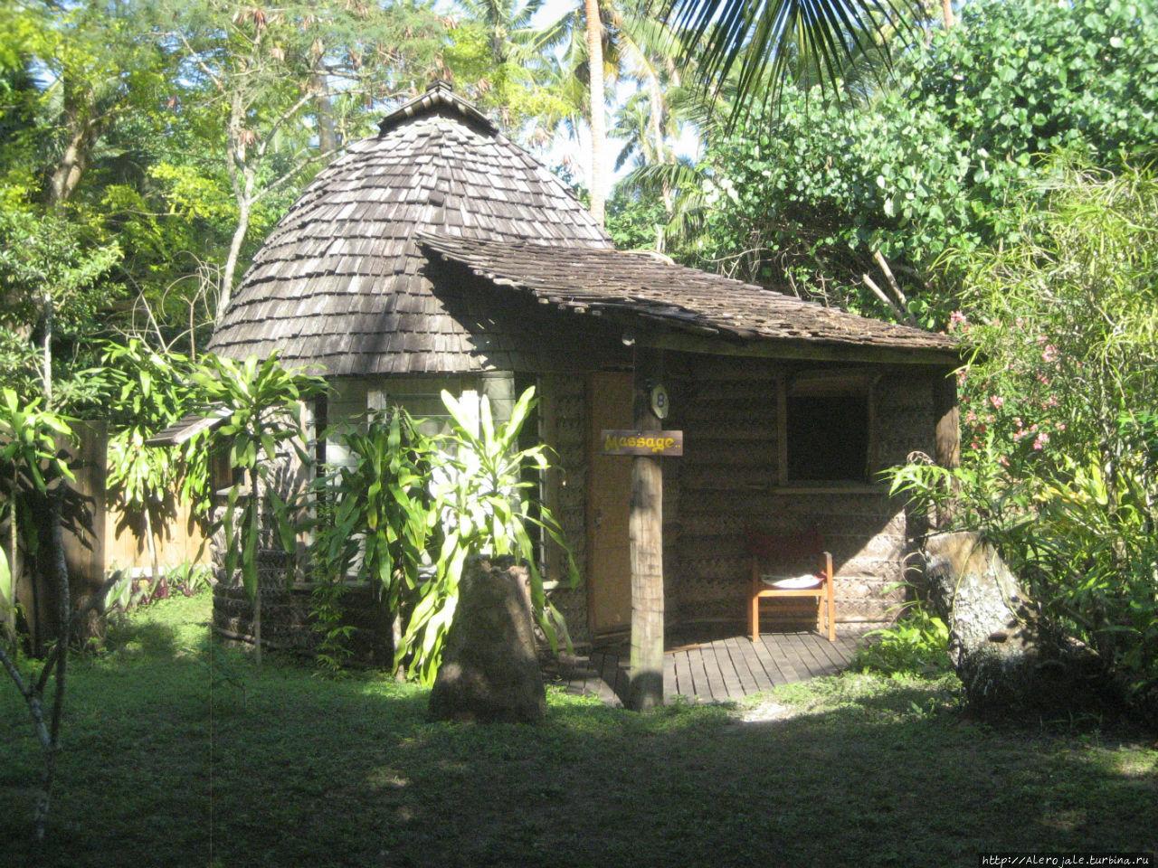 Fafa Island Resort Остров Тонгатапу, Тонга