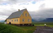 Жилой дом исландцев — снаружи нет ничего лишнего!