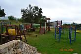 На этой фотографии детский городок а почти рядом с ним есть смотровая площадка,откуда открываются такие виды:
