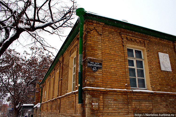 Дом генеральши Верзилиной