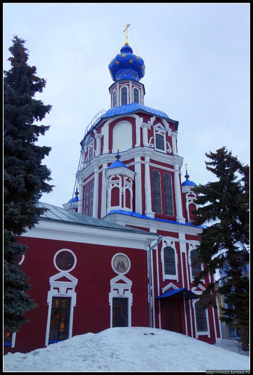 Церковь Иоанна Предтечи,
