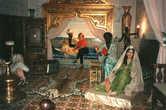 В музее Шахерезады