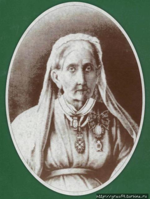 Мария Михайловна Киселева