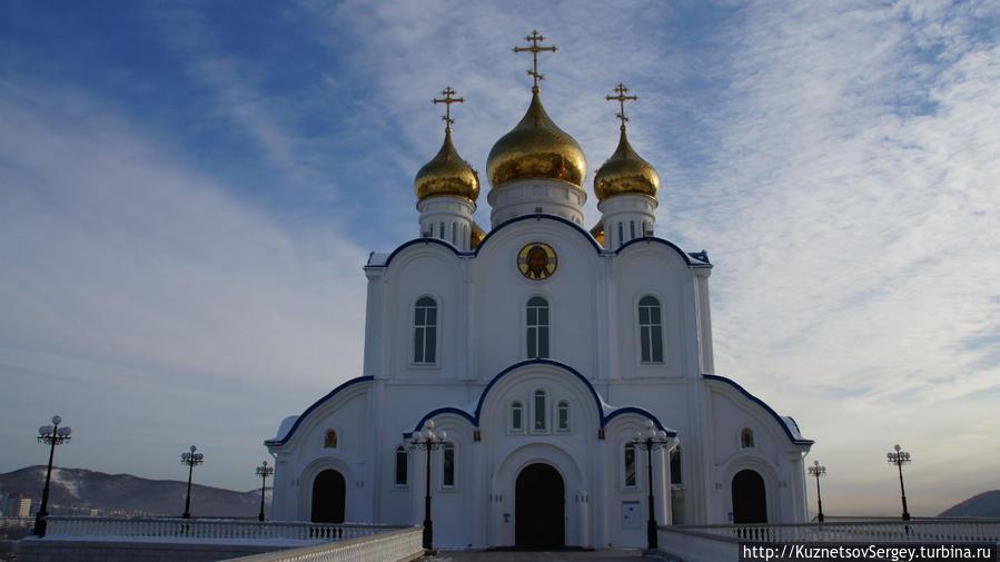 Свято-Троицкий кафедральный собор Петропавловска