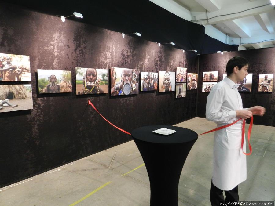 Фотовыставка Ольги Мичи Москва, Россия