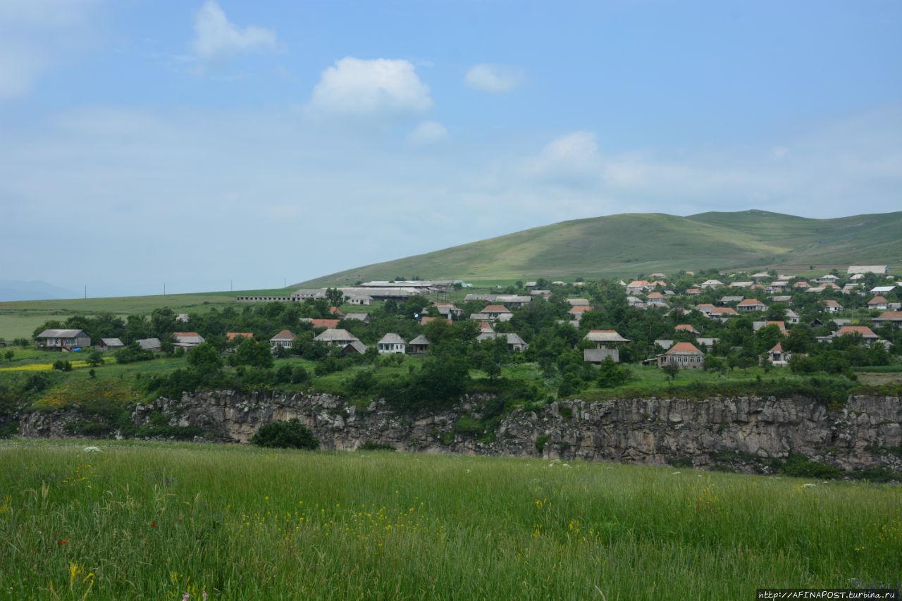 Ущелье реки Дебед и заложники промзоны Алаверди
