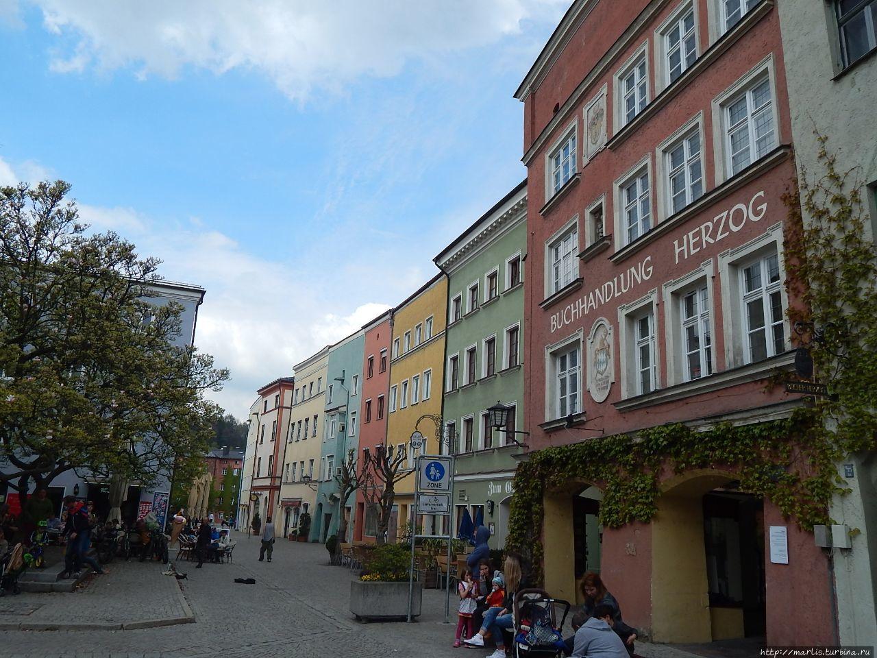 улица Соляных складов