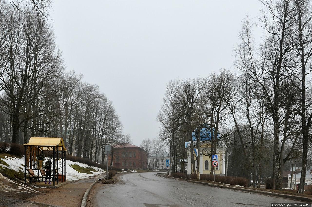 Комсомольский проспект –