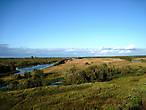 Речка Коряжемка впадает в Вычегду