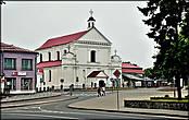 Костел Михаила Архангела —  построен в 1724 году. Бывший доминиканский костел.  В школе при этом монастыре учился Адам Мицкевич.