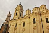 Церковь Святого Георгия. Внутри храма очень красиво. Вообще, в Сербских храмах, внутри очень интересно.