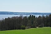 Вид города с северного берега Галичского озера. Впечатление: в Швейцарию ездить не обязательно :)