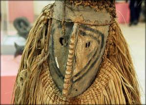 Маски Буркина-Фасо или лучший музей в Западной Африке
