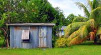 Типичный дом фиджийца