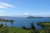 Вид на вулкан Осорно