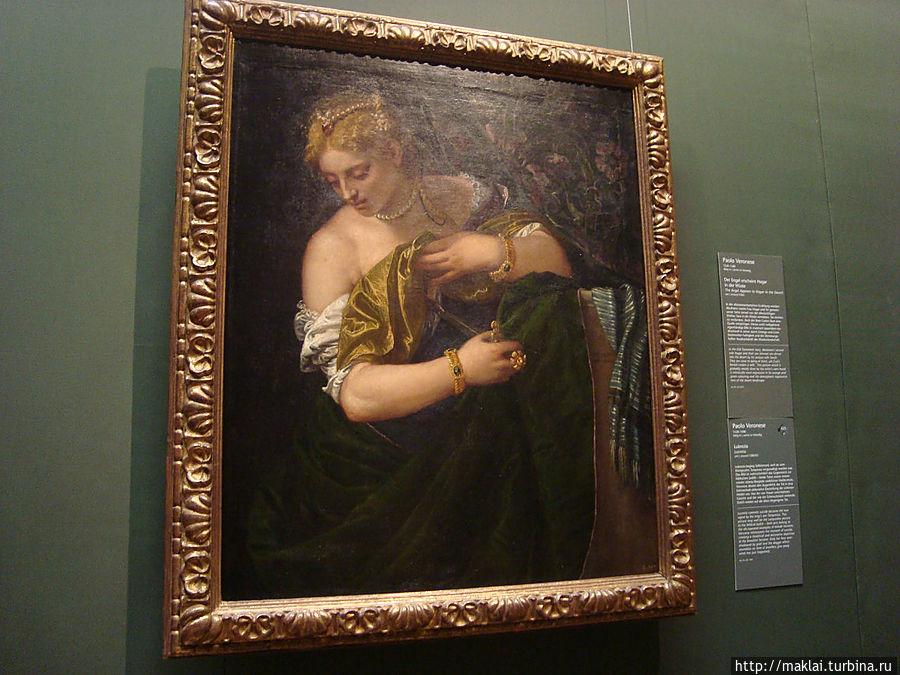 Караваджо. Мадонна дель Розарио.