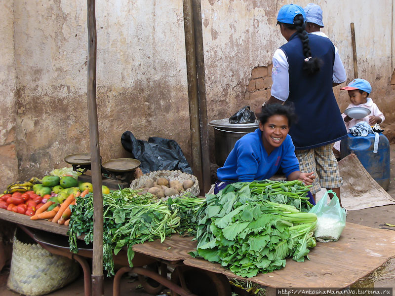 Мадагаскар revisited Антананариву, Мадагаскар