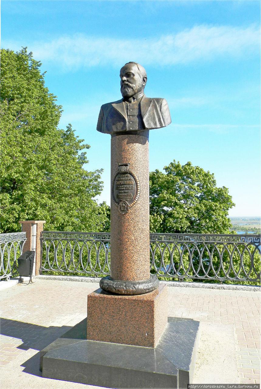 Дмитрий Васильевич Сироткин, последний дореволюционный мер Нижнего Новгорода, хозяин особняка на Верхне-Волжской набережной.