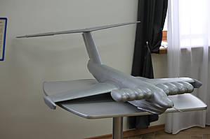 Одна из моделей экраноплана