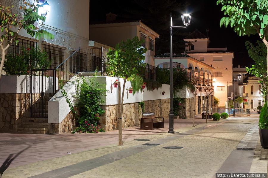 Эстепона…Когда засыпают люди, и просыпается город… Эстепона, Испания