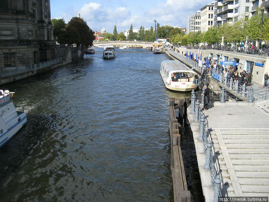 Река Шпрея