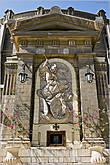 Георгий Победоносец... Цитата: Святой Георгий пользуется в Каире необыкновенной популярностью, как среди верующих христиан (православных и коптов), так и среди мусульман. И если первые свято верят в подвиг Георгия и чтят его в молитвах, то вторые отдают должное памяти христианского святого и признают за христианами право поклоняться Георгию...  *