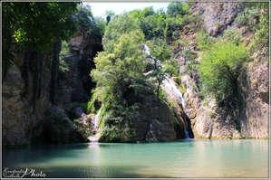 Ода красоте болгарской природы — водопад Кая Бунар