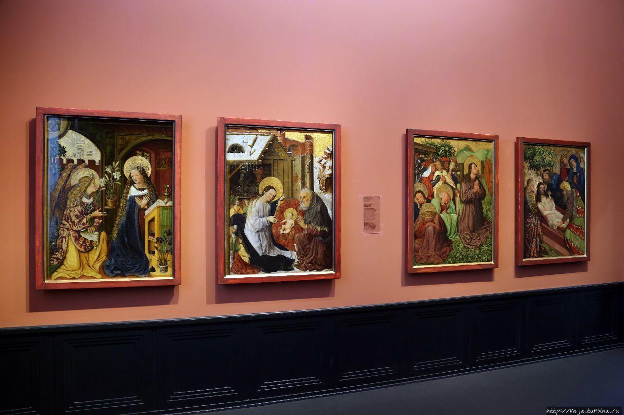 Художественный музей Кунстхаус. Вторая часть Цюрих, Швейцария
