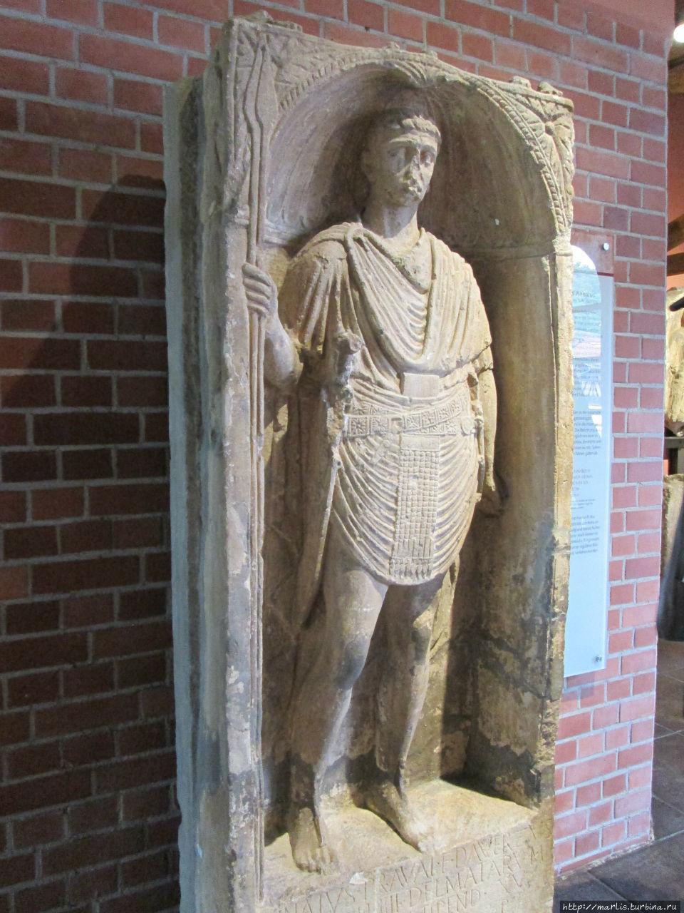 римские надгробия