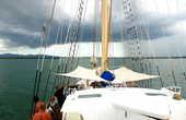 Поднимается ветер — можно ставить паруса!