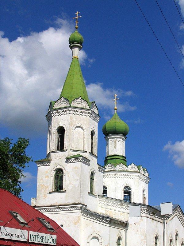 Храм Рождества Святой Богородицы Раквере, Эстония
