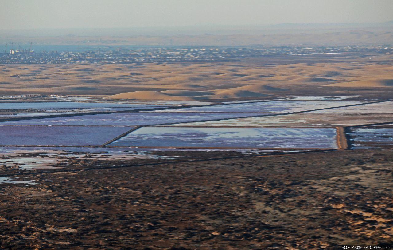 Уолфиш-Бей Соляной Холдинг Уолфиш-Бей, Намибия