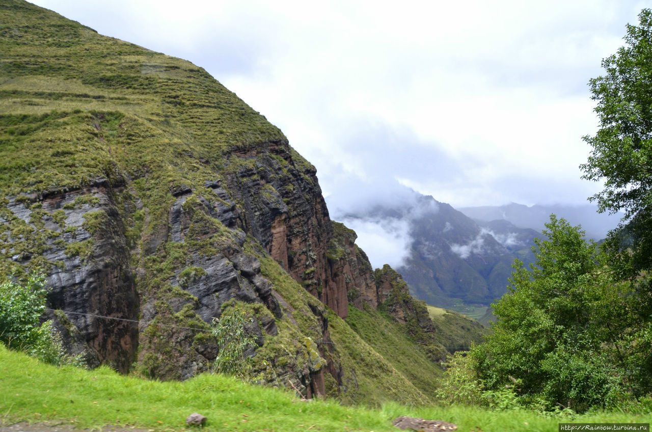 Священная долина инков Писак, Перу