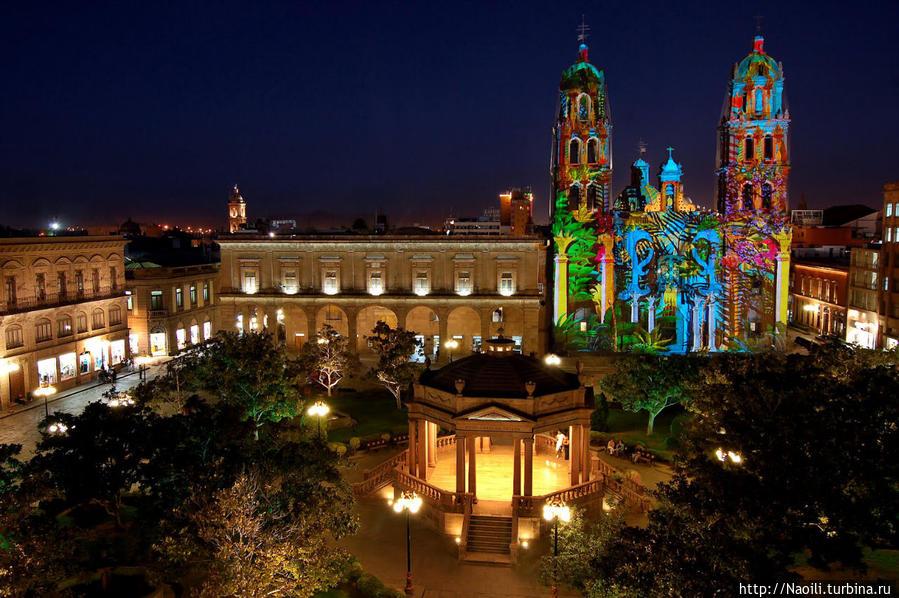 Сан Луис Потоси, Фото из Интернета