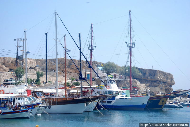 Порт Херсониссоса Херсониссос, Греция