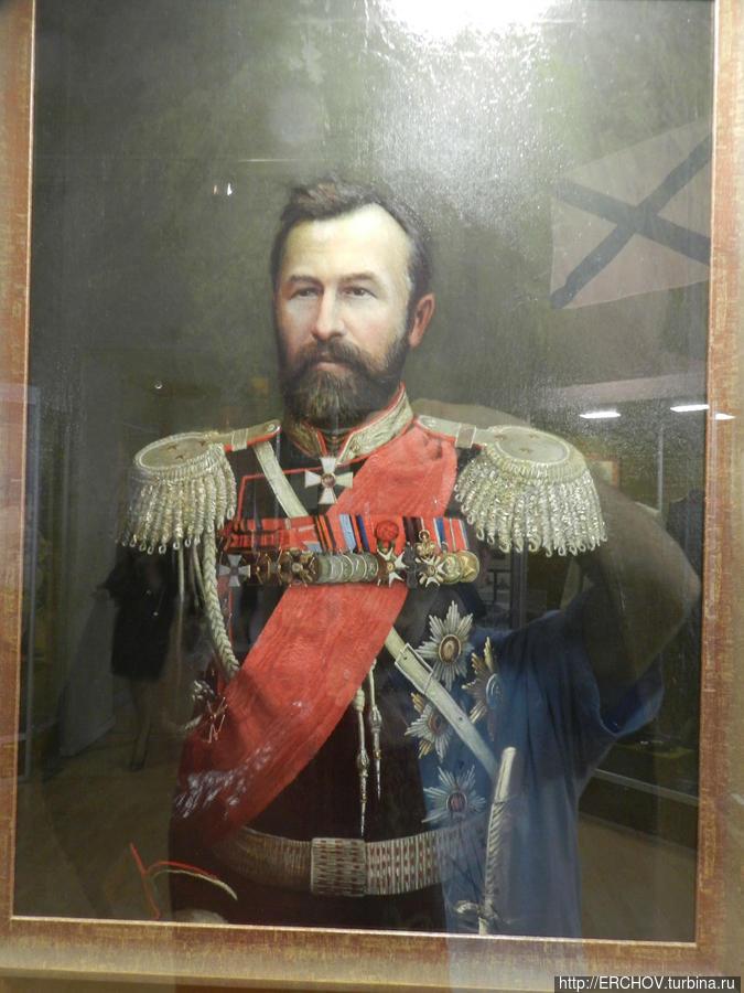Генерал Куропаткин, увязший со своими полками на сопках Манжурии