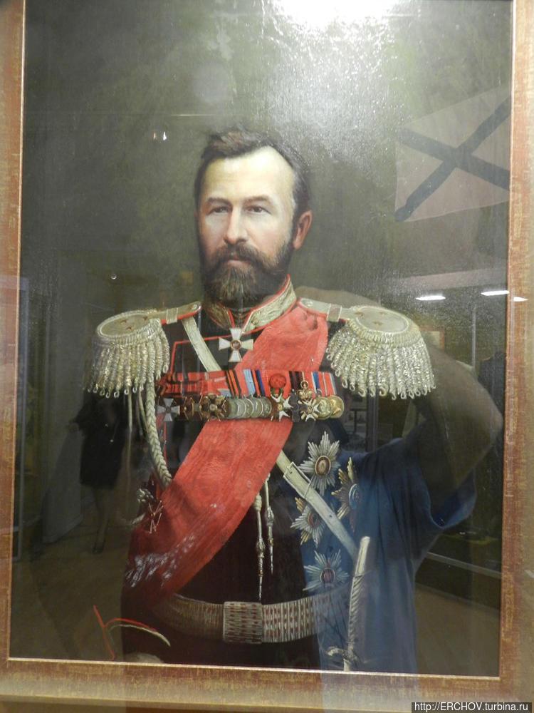 Генерал Куропаткин, увязш