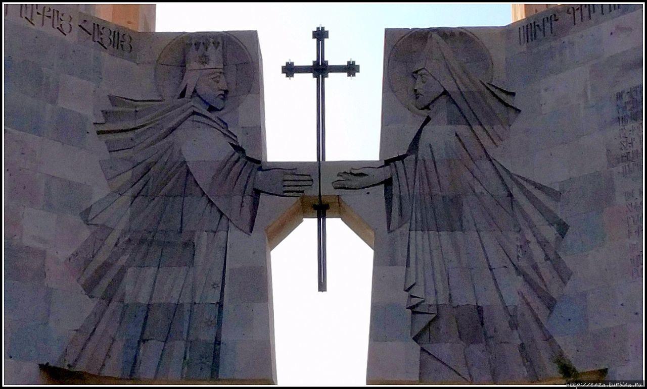 Армения. День 2. Сошествие Единородного