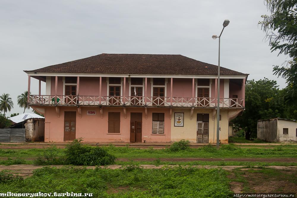 Колониальная Болама Болама, Гвинея-Бисау