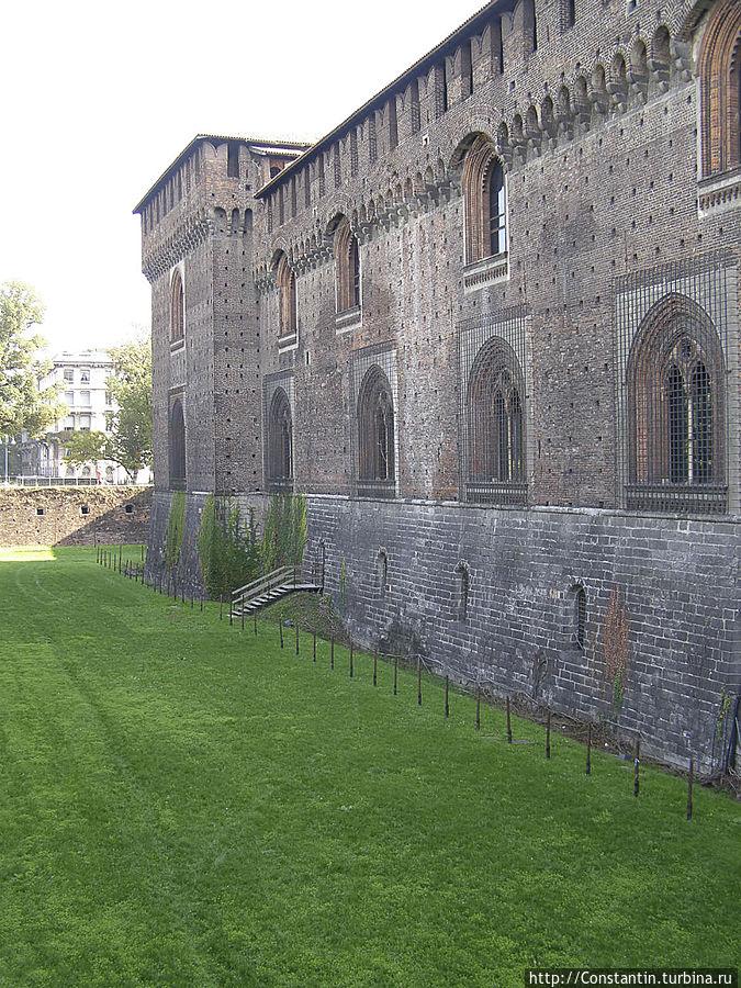 Крепостной ров