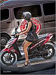 Многие тайские девчонки, действительно, как куклы. И все — миниатюрные...
