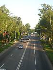 Дмитровское шоссе, вид в сторону Москвы