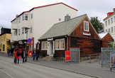 Самый старый дом Рейкъявика