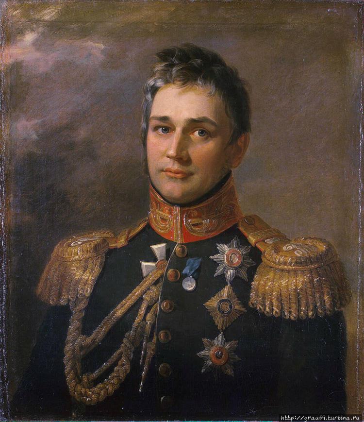 Князь Воронцов (фото из И