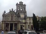 Собор города Эвора.