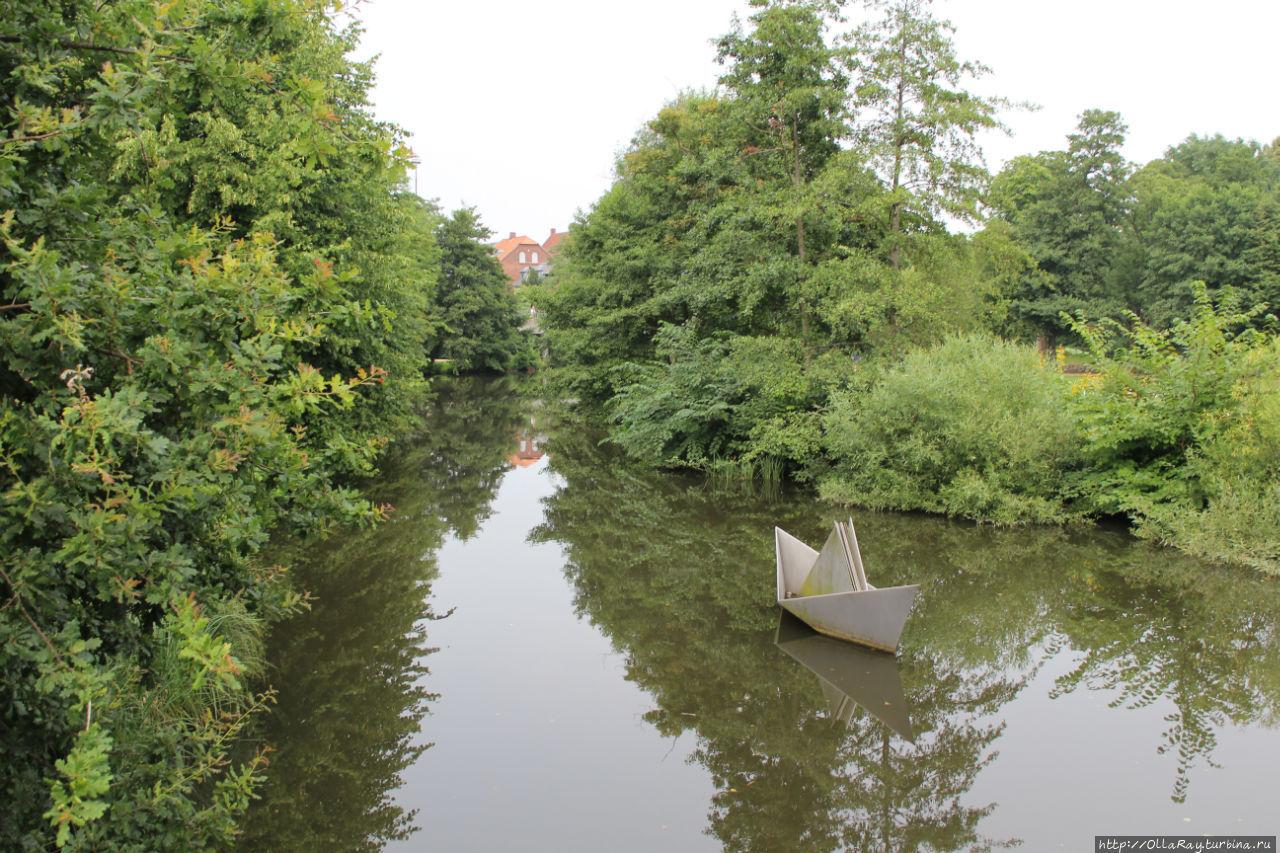 Сад Андерсена Оденсе, Дания