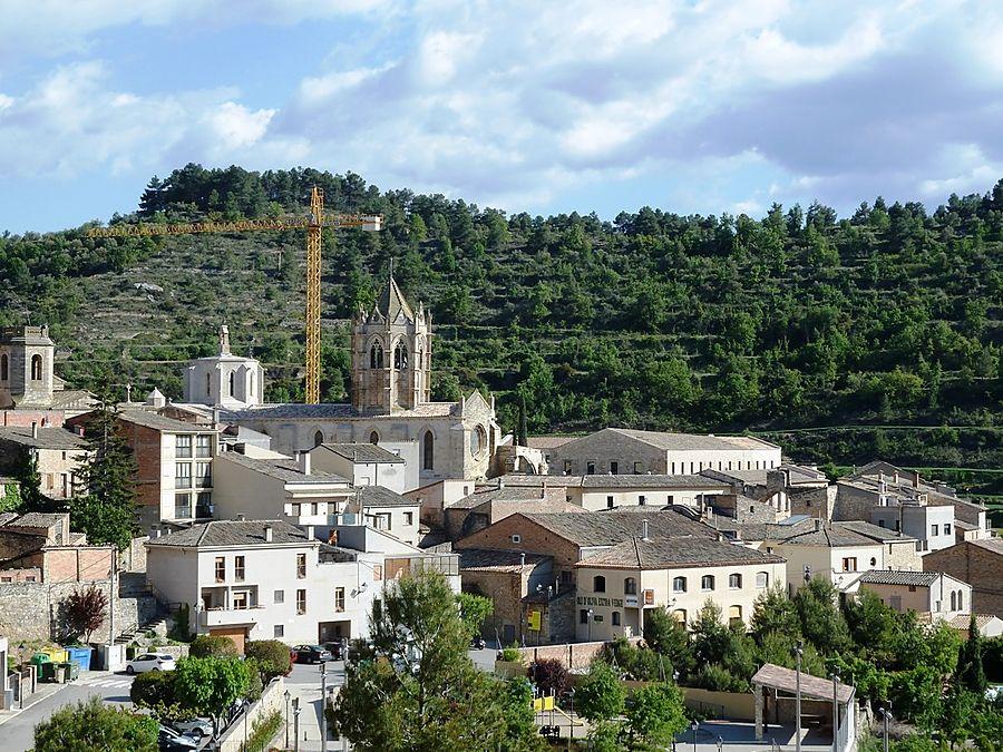 Монастырь Вальбона-де-лес-Монхес
