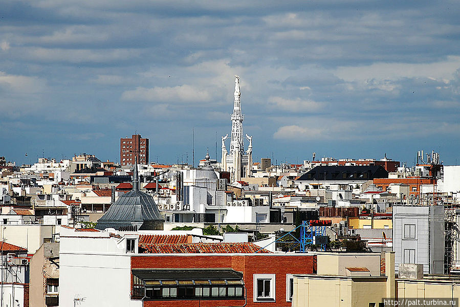 Мадридская неоготика