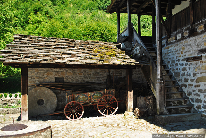 Этнографический музей Этыр Габрово, Болгария